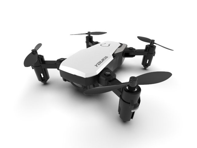 2.4G R/C MOTION CONTROL DRONE WITH VGA WIFI CAMERA+AUTO HOVER